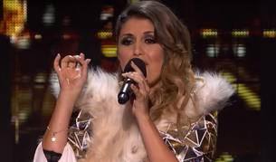 Cristina Ramos deslumbra también en el 'Got Talent' de campeones en Estados Unidos