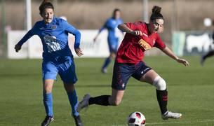 Nerea Salinas, de Osasuna Femenino, sufre una grave lesión de rodilla
