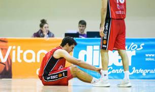 El Basket Navarra cae en su primer desplazamiento de la fase de ascenso