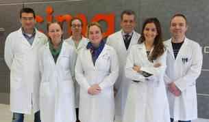 Investigadores del Programa de Enfermedades Cardiovasculares del Cima Universidad de Navarra que han participado en el trabajo