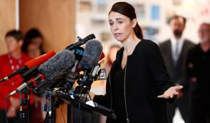 Foto de la primera ministra de Nueva Zelanda, Jacinda Arden.