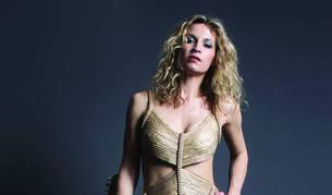 La guitarrista Ana Popovic.