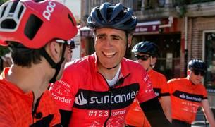 Miguel Indurain, quíntuple ganador del Tour de Francia.