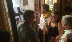 La asociación Karrikaluze prende la mecha de las fiestas de Villava
