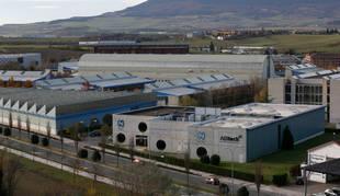 Imagen de la planta de la empresa NAITEC.