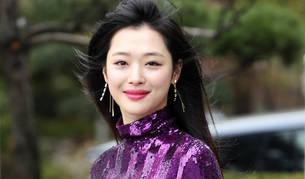 Imagen de archivo de la cantante coreana Sulli.