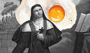 Los pucheros de Santa Teresa