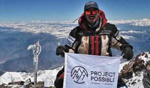 Imagen del montañero Nirmal 'Nims' Purjaen su cuenta de Facebook tras culminar la hazaña