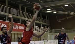 La sexta para el Basket Navarra llegó con sufrimiento
