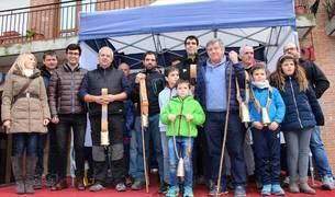 La decimosegunda edición del certamen de ganado caballar cerró el programa de San Andrés de este año