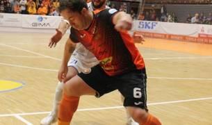 Foto de Paulinho, jugador de Aspil-Jumpers