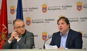 Foto de Enrique Maya y Fernando Sesma.