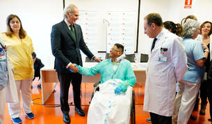 Primer trasplante cardíaco en España de donante en parada cardiorrespiratoria