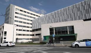Exterior del CHN.