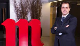 Peio Arbeloa, director general Unidad de negocio España en Mahou-San Miguel.