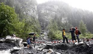 Dos navarros han fallecido y otro se encuentra desaparecido tras sufrir un accidente cuando practicaban barranquismo en Vattis, en las gargantas de Parlitobel, en el cantón suizo de San Galo