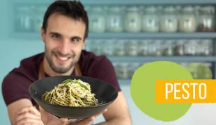 Pesto, la salsa italiana más fácil