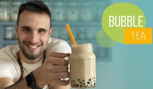 Bubble tea: cómo preparar en casa el té de burbujas que está de moda