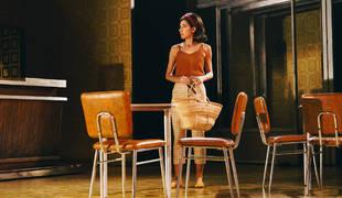 Natalia Huarte, en una escena de El bar que se tragó a todos los españoles.