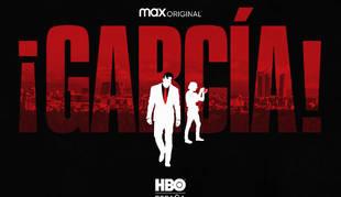 Cartel de  '¡García!'.