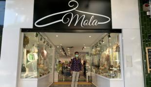Mola, la nueva tienda de moda mujer de Conde Oliveto