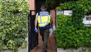 Una mujer muere en Valladolid tras ser apuñalada presuntamente por su esposo