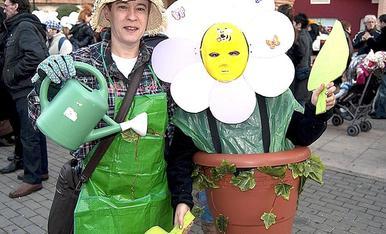 Carnavales en San Adrián