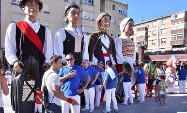 Fiestas de 2014 en Berriozar, Rada, Marcilla y Ribaforada (27 de agosto)