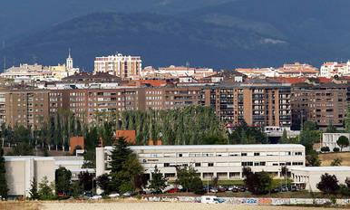 Imagen de Donapea donde se iban a construir los centros de investigación