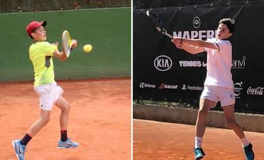 Iker Gaztambide y Antonio Prat.