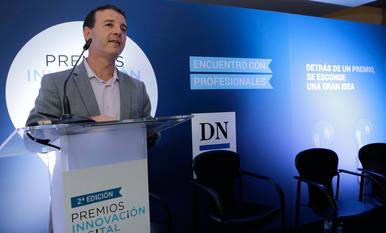 foto de Javier López, director técnico de Sistemas OEE.