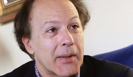Imagen de archivo de Javier Marías