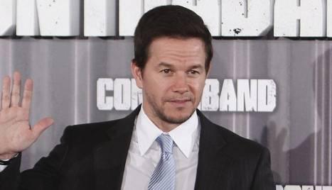Mark Wahlberg en la presentación de 'Contraband'