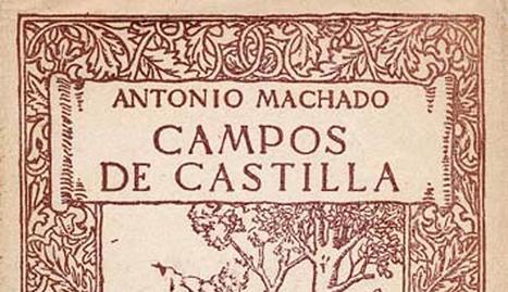 Campos de Castilla Libro Obra Campos de Castilla