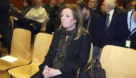 La exdirectora general de la CAM María Dolores Amorós