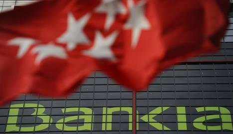 La sede de Bankia