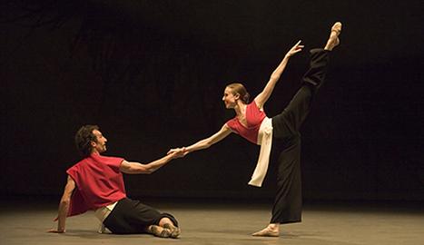 Imagen de un espectáculo del Ballet de Víctor Ullate