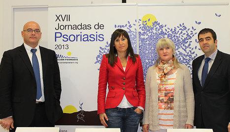 Javier Garrido, Itziar Sarriá, Mª Pilar Montero y Santiago Alfonso.. cedida