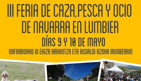III Feria de Caza, Pesca y Ocio de Navarra en Lumbier
