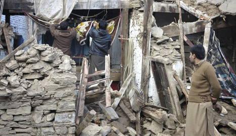 Terremoto el tiempo dificulta el rescate de las v ctimas - Tiempo en pakistan ...
