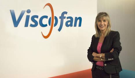 Mª Carmen Peña, directora financiera de Viscofan