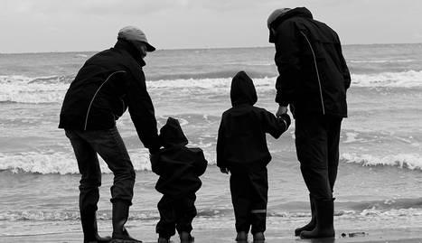 Cuatro de cada diez parejas que se divorcian comparten ya la custodia de los hijos en Navarra