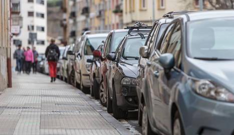 Burlada vecinos de burlada cansados de no poder aparcar for Calle hilarion eslava