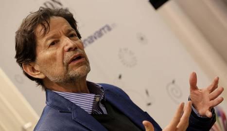 Jorge Zepeda dirigió el periódico donde trabajó Letizia Ortiz