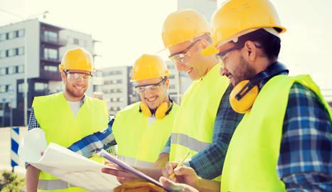 Construcción empleo