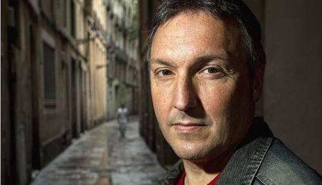 """Carlos Zanón presentará en Pamplona """"Taxi"""""""
