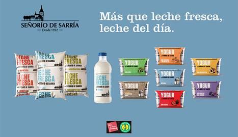 Foto de una selección de productos Señorío de Sarría