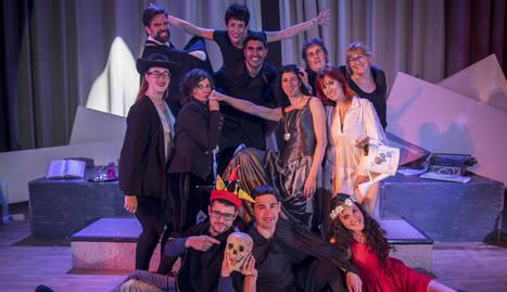 El Grupo de Teatro Salesianos - Pamplona