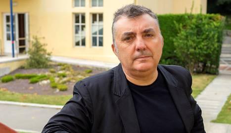 Manuel Vilas presentará 'Ordesa' en el club el16 de octubre