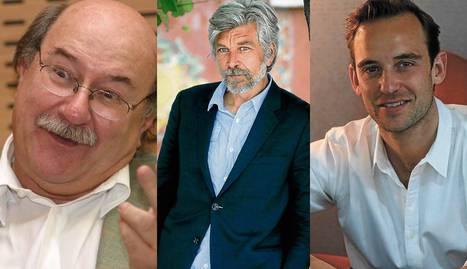 Skarmeta, Knausgard y Dicker